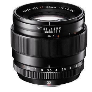 Fujifilm Fujinon XF 23mm f/1.4 Lens