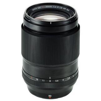 Fujifilm XF90mm f/2.0 R LM WR Lens