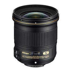 Nikon 24mm f/1.8G ED lens