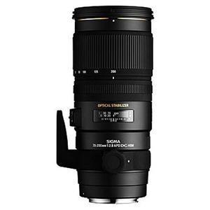 Sigma 70-200mm f2.8 DG OS Lens