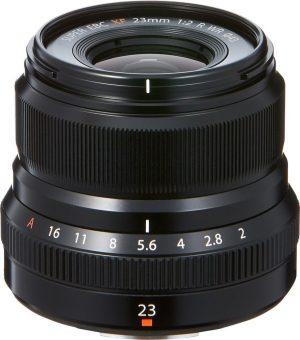 Fuji XF 23mm F2 R WR