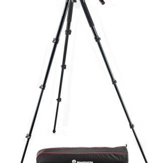 Manfrotto 502 Aluminum Single Leg Video system