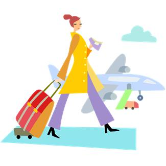 woman-with-suitcase