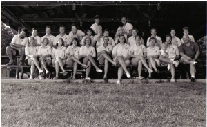 1992 Summer Staff