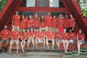 2013 Summer Staff