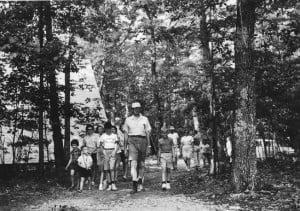 1963 Maple Village Walking