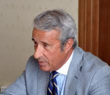 Trapani, visita del console marocchino Ahmed Sabri