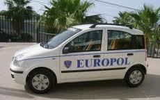 europol fiat panda