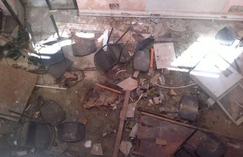 Campobello: Atti di vandalismo tra indifferenza e abbandono, distruggono Ospedale Ex Tedeschi Scuderi