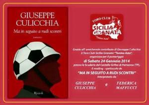 Reading Culicchia