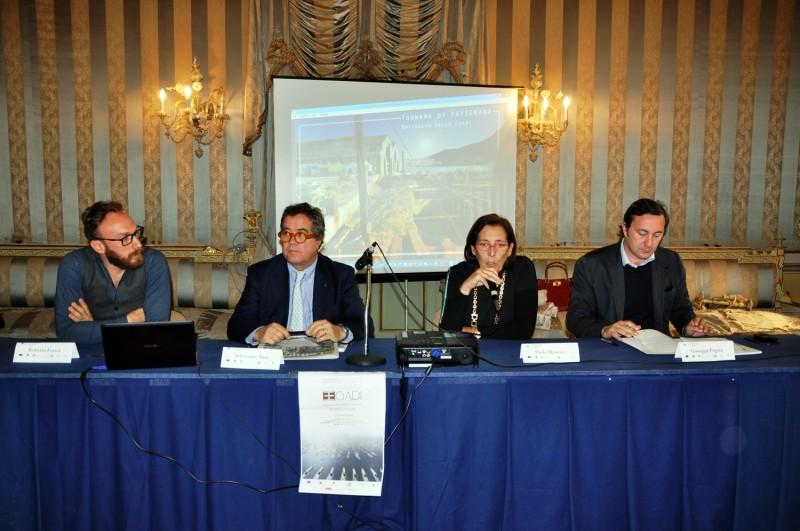 conferenza stampa battaglia egadi