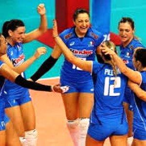 volley - gran Prix femminile