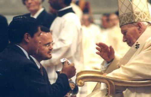Campobello : Don Nicola Patti festeggia 10 anni di sacerdozio