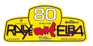 logo rally elba