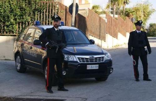 [Cc] Deteneva bomba a mano da guerra: arrestato un giovane di Buseto Palizzolo