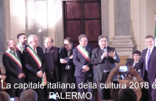 L'Unione dei Comuni Elimo Ericini non sarà la Capitale italiana della Cultura nel 2018: la città vincitrice è PALERMO