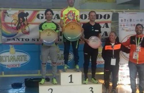 [Ciclismo] 11^ Granfondo della ceramica: Baldassare Barbera vince con 5′ di anticipo sul gruppo inseguitori