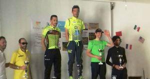 [Ciclismo] Baldassare Barbera e Giorgio Castelli mettono il sigillo al 5° Trofeo Madonna della Catena