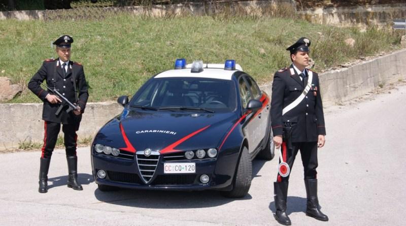 Marsala. Posteggiatore abusivo ad un controllo ferisce carabiniere