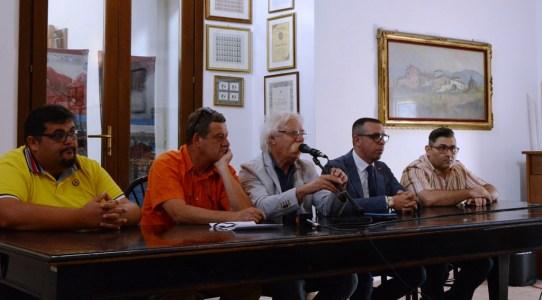 Paolo Ayed - Franco Paliaga - Nicola Cristaldi - Paolo Austero - Andrea Maggio