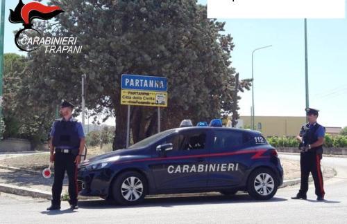 PARTANNA. CARABINIERI RINVENGONO HASCISH: ARRESTATO 41ENNE PARTANNESE