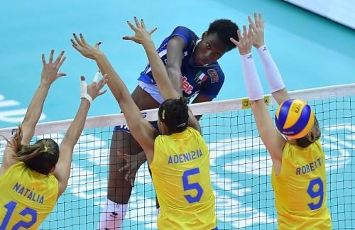 Final Six Grand Prix 2017 – Le azzurre sono medaglia d'Argento, il Brasile vince 3-2