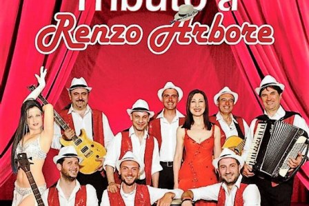 """[E…state con noi] Campobello. """"Tributo a Renzo Arbore"""" con l'Orchestra Luna Rossa e """"Gianna Nannini Cover band"""", il 15 e il 16 agosto a Tre Fontane"""
