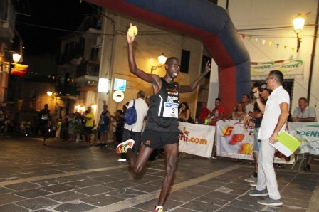 cefalù. Nel segno del Ruanda la 14^ edizione del Giro podistico internazionale di Sant'Ambrogio.