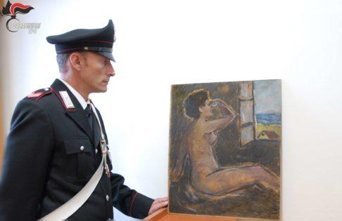 Marsala. Sgominata una banda di falsari di arte contemporanea, attiva tra la Sicilia e l'Emilia Romagna.