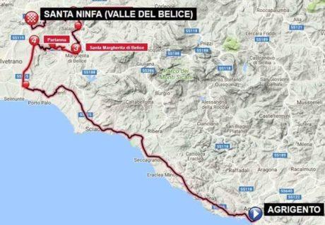 Santa Ninfa: Ufficiale, il 9 maggio la tappa del Giro d'Italia 2018 arriva nel Belice