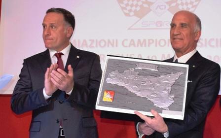 [Motori] Il 2 marzo la premiazione dei Campioni Siciliani 2017