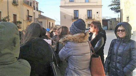 Salemi, studenti in visita: incontro su amministrazione e legalità