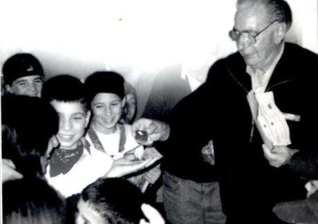 Santa Ninfa: Il cordoglio dell'amministrazione per la scomparsa di Don Riboldi