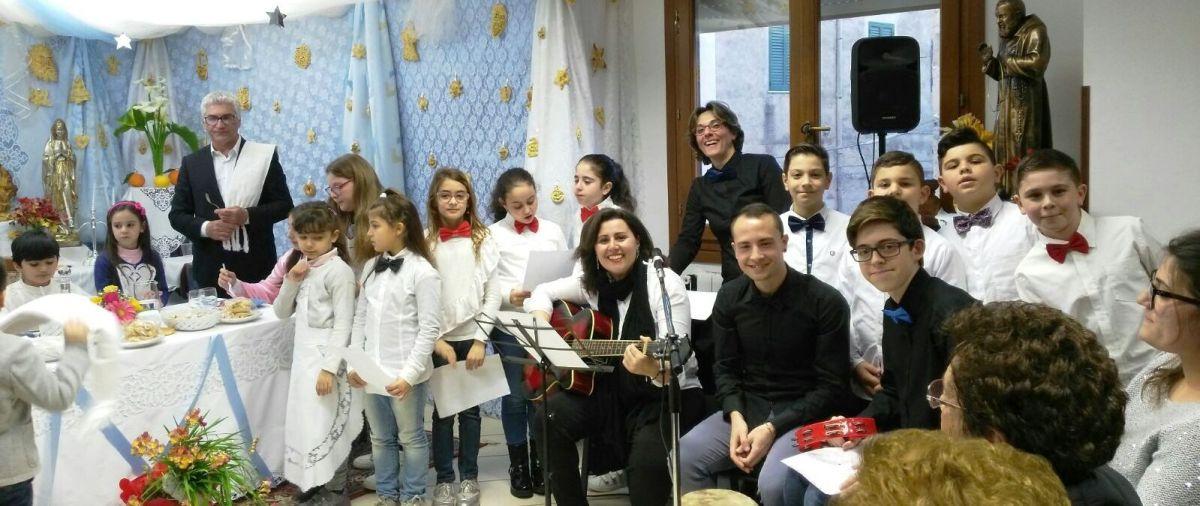 "Campobello. Celebrate Le Parti di San Giuseppe del coro ""PueriCantores"""