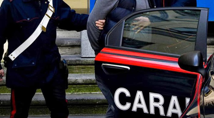 Estorsioni da parte del clan a commercianti del casertano: 5 arresti [Video]