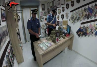 Mazara. Mazarese 41enne trovato in possesso di 32 chilogrammi di hashish e 56.850 Euro in contanti [Video]