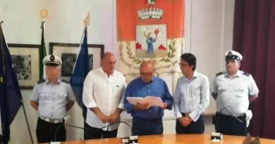 Santa Ninfa: Si è insediato il sindaco Lombardino