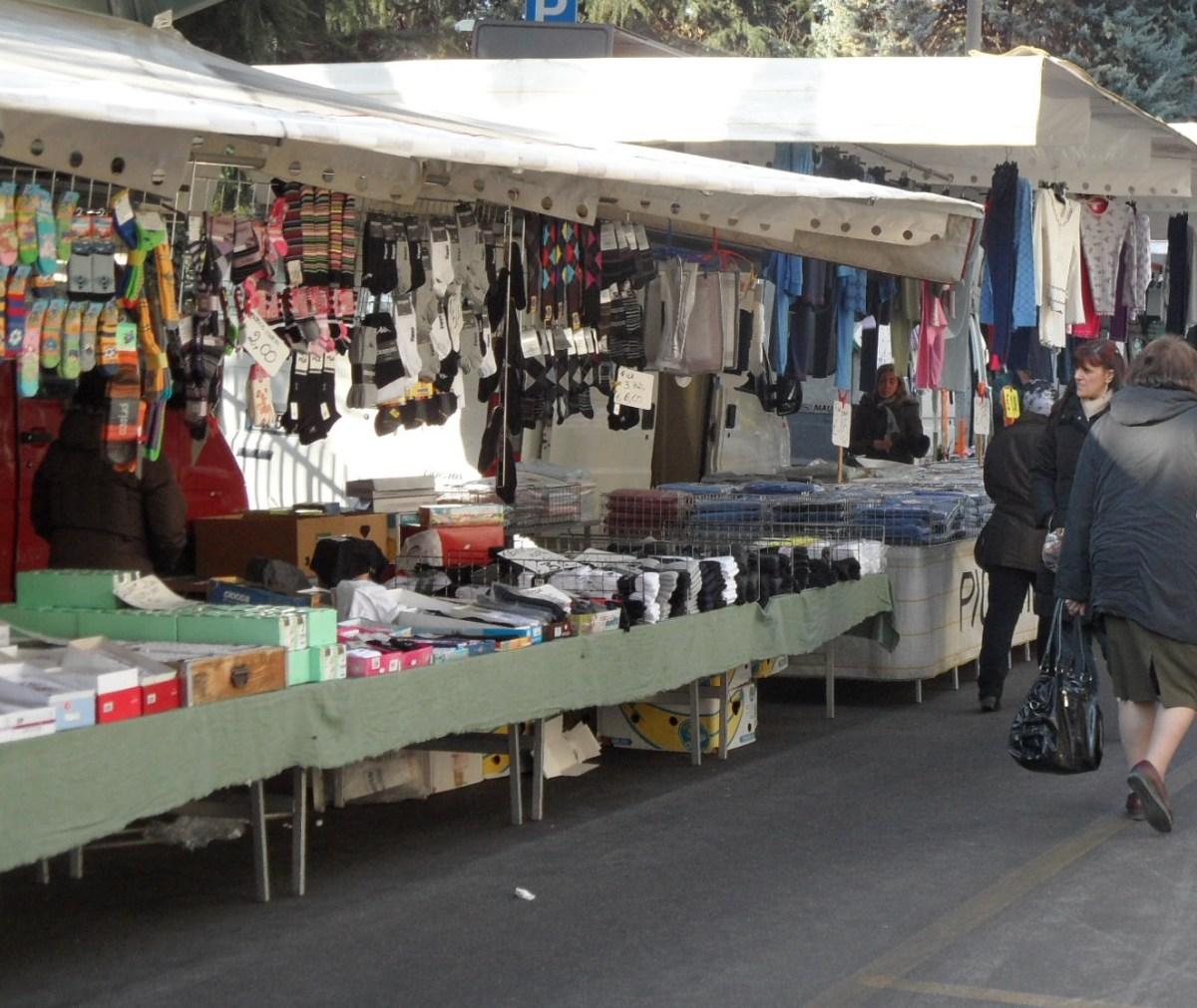Campobello. Da domani il mercatino settimanale a Tre Fontane, nell'ex anfiteatro comunale