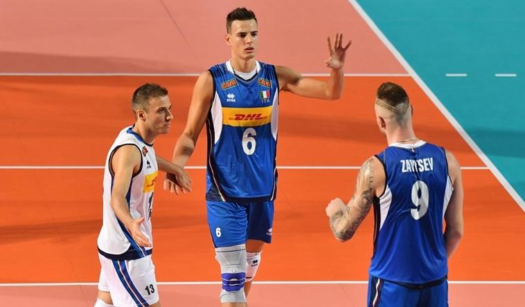 Volley Mondiale Maschile 2018: domani gli azzurri in campo contro la Finlandia