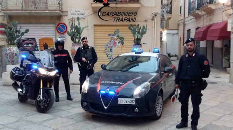[Video & Foto] Mazara, scippa un anziana: Arrestato tunisino dai carabinieri