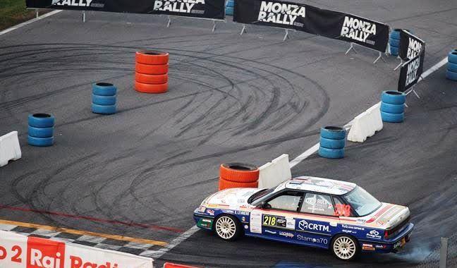 [Motori] Dominio di Riolo-Rappa su Subaru al Monza Rally Historic Show