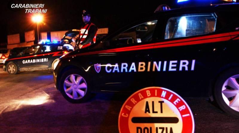 Alcamo. Carabinieri arrestano corriere della droga in pieno centro cittadino