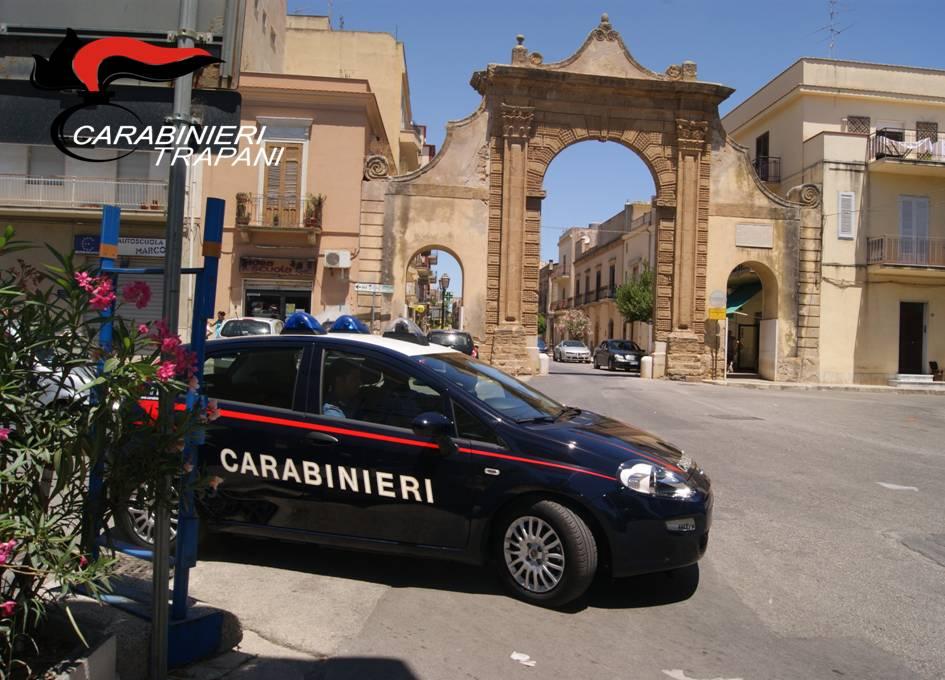 A Campobello e Castelvetrano eseguite ordinanze di custodia cautelare nei confronti di due persone