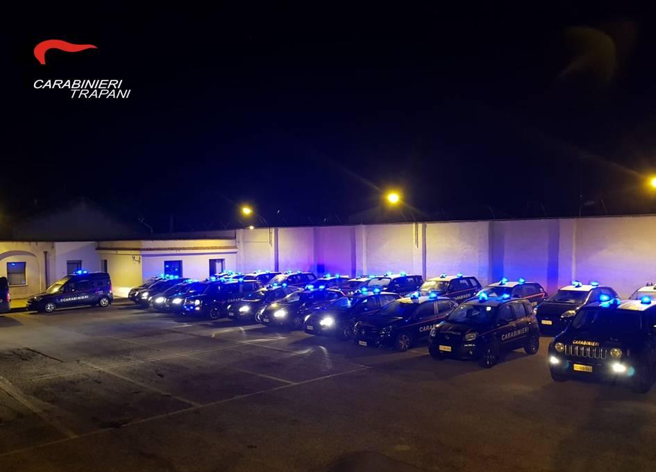 """Trapani. Operazione """"Scrigno"""" Cc : 25 arresti per mafia [Tutte le foto & Video]"""