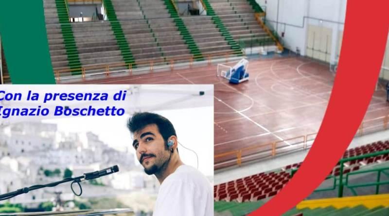 Marsala. Con Boschetto, il prossimo 2 luglio riapre Palazzetto dello Sport