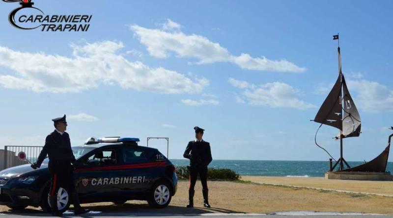 Mazara. I Carabinieri eseguono una misura cautelare personale degli arresti domiciliari per furto aggravato in abitazione