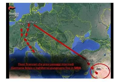 Finanziamento al terrorismo in Abruzzo:10 arresti in corso nei confronti di un gruppo di origine tunisina (Foto e Video)