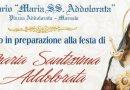 Marsala. Al via da giovedi' 12 Settembre la Festa liturgica di Maria Santissima Addolorata nel Santuario del centro storico