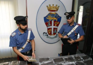 Palermo. Blitz antidroga: Maxisequestro di hashish: 4 napoletani in manette [Video]