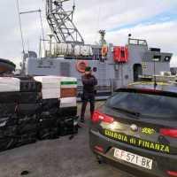 Contrabbando di sigarette, 17 arresti tra Mazara del Vallo e Siracusa